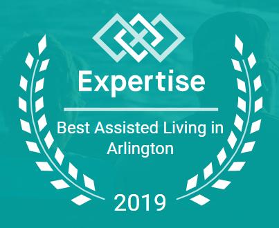 Expertise Award for Best Assisted Living in Arlington, Texas
