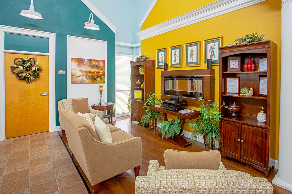 Oak Park Living Area