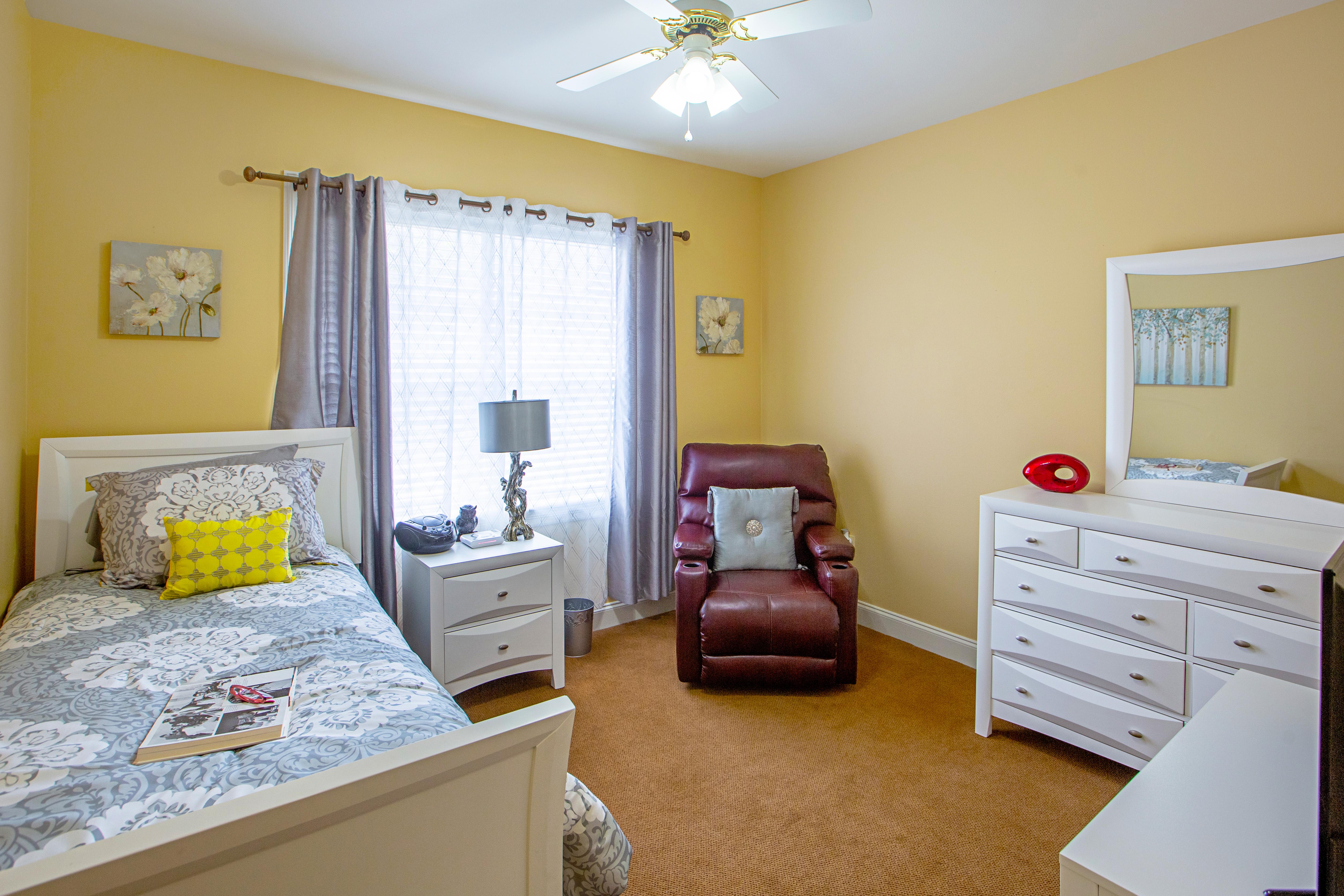 Oak Park Private Living Quarters