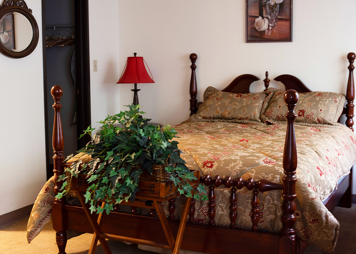 Camino Real Senior Living - Assisted Living Bed Room
