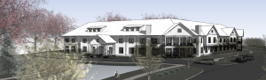 The Residence at Oak Grove Rendering