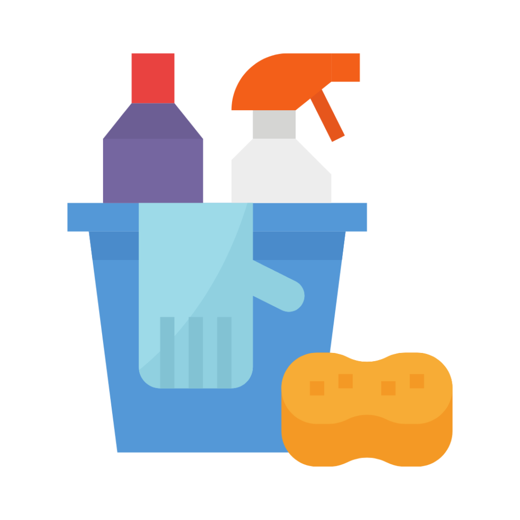 In addition to our normal cleaning and disinfecting, we've added routine cleaning of high-touch areas throughout the day and nightly deep cleans.